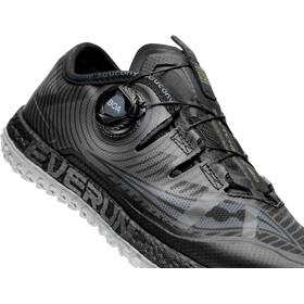 saucony Switchback ISO Schoenen Heren, black/grey